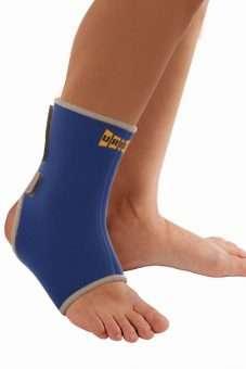 zwelling onder knie